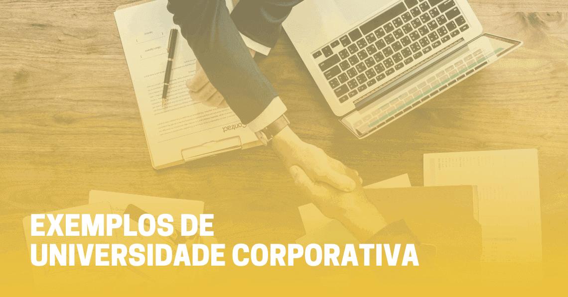 Universidade corporativa exemplos